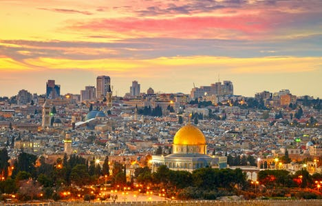 Highlights of the Holyland