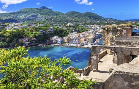 The Beautiful Islands of Ischia & Capri