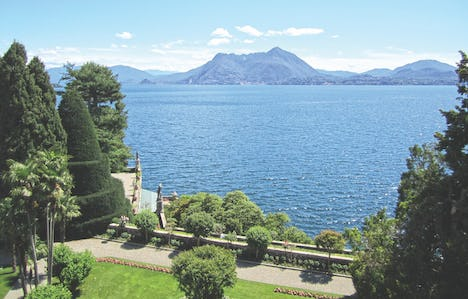 The Splendours of Lake Maggiore by Air