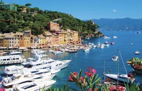 Italian Riviera, Tuscany and Rome
