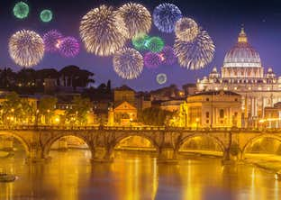 New Year in Tuscany for Single Travellers