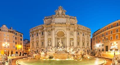 Classic Rome & Cruising the Western Mediterranean - Rome, Sardinia & Malaga by Air