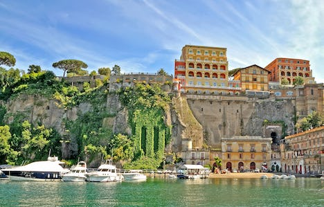 Sorrento by Air