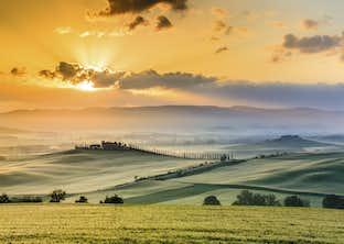 Treasures of Tuscany by Air