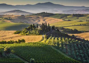 Tuscan Treasures by Air for Single Travellers