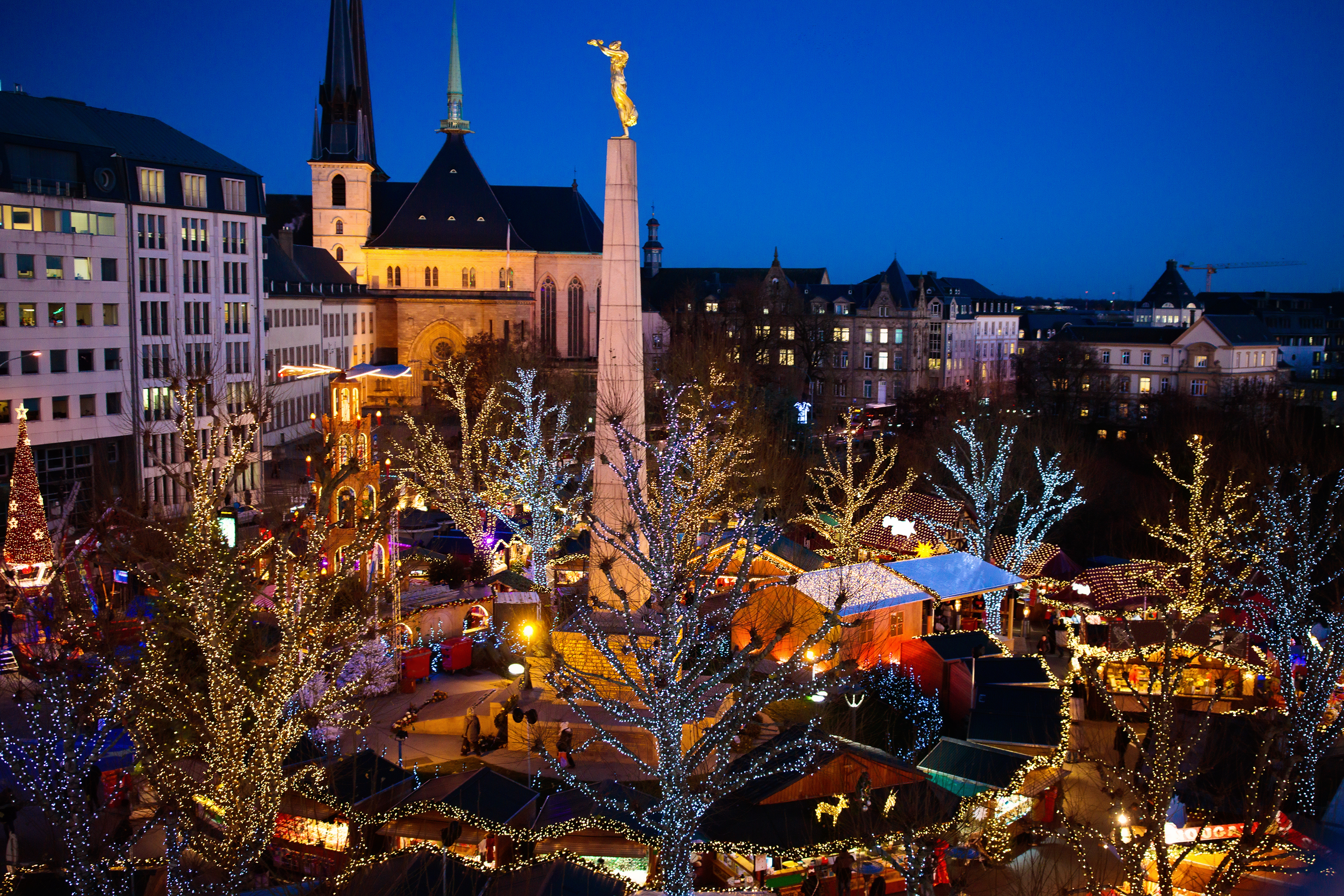 European Christmas Markets River Cruises