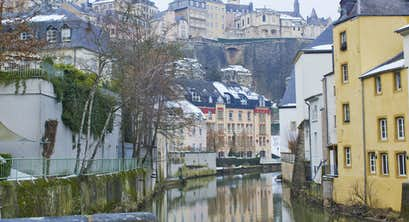 New Year in Luxembourg