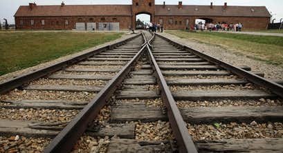 Understanding the Holocaust, Auschwitz, Kraków & Schindler's Factory by Air