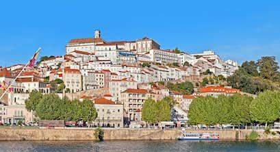 Santiago de Compostela & Portugal's Silver Coast