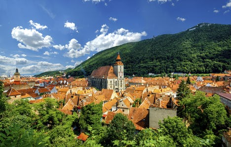 Transylvania, Bulgaria and the Balkans
