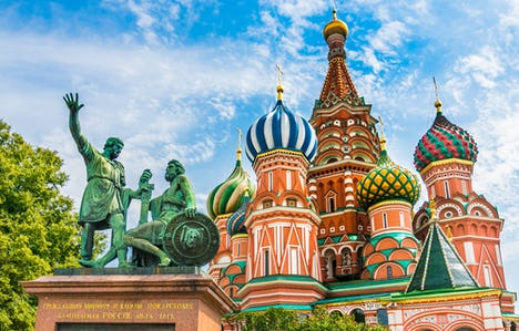 Grand Russian Spectacular and Highlights of Scandinavia