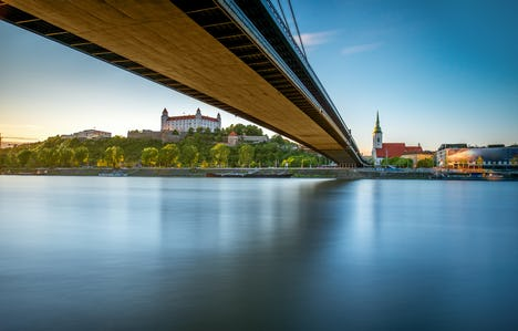 Christmas Cruising along the Danube