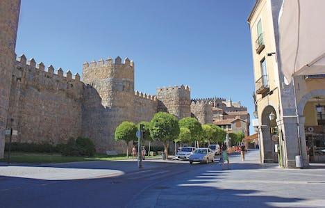 Madrid, Toledo, Salamanca & Avila