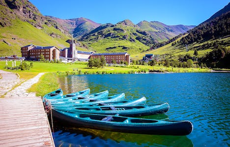 Andorra, 'Haven' of the Pyrenees