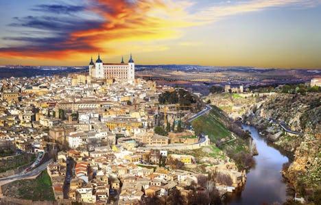 Cities of Castile;- Madrid, Salamanca & Segovia Plus San Sebastian