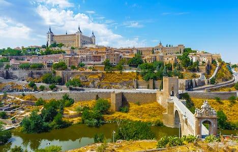 Cities of Castile - Madrid, Salamanca & Segovia Plus San Sebastian