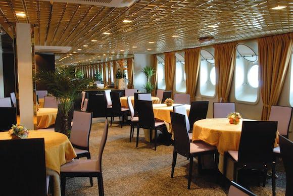 Ms La Belle De L'adriatique restaurant