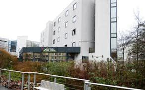 Brit Hotel Rouen Les Deux Rivières