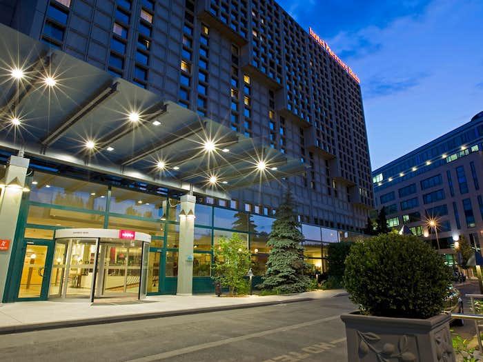 Hotel Ibis Tour Centre