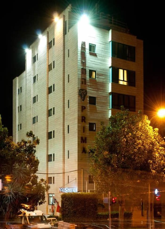 Prima Park Hotel Jerusalem Israel