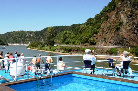 Ms Rhine Princess pool