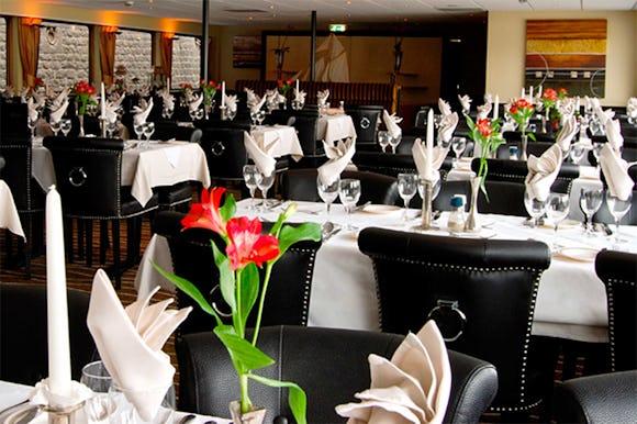 Ms Rhine Princess restaurant