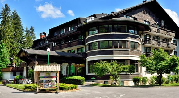 Ribno Hotel