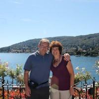 Mr & Mrs Hodgson