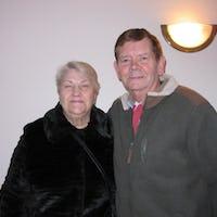 Mr & Mrs Svendsen