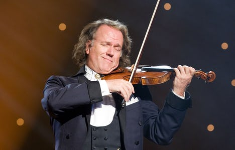Andre Rieu Live in Cologne by Air