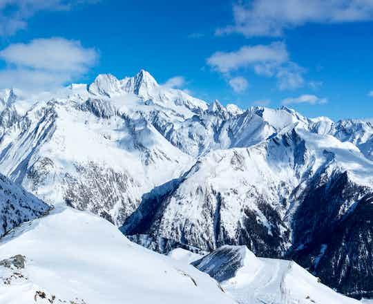 Grossglockner Glacier