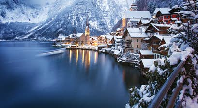 Christmas Spectacular in Austria & Scenic Trains of the Tyrol