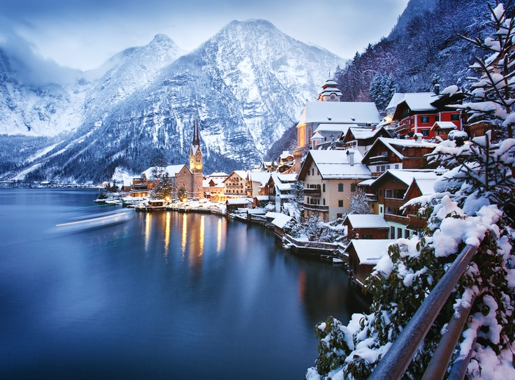 Christmas In Austria Holidays.Coach Holidays And Escorted Tours To Austria Leger Holidays