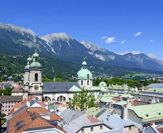 Innsbruck with Guided Tour