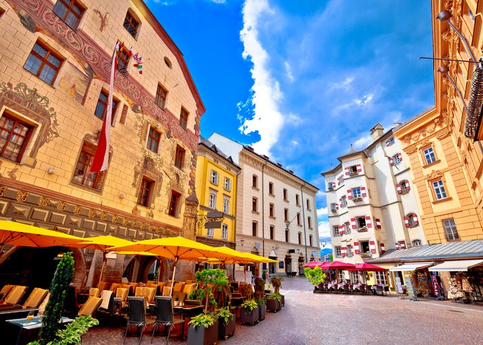 Innsbruck and Guided Tour