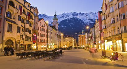 4-Star Fairytale Christmas in Austria