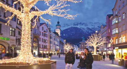 Christmas in Austria, Twixmas Cruising on the River & New Year in Ypres