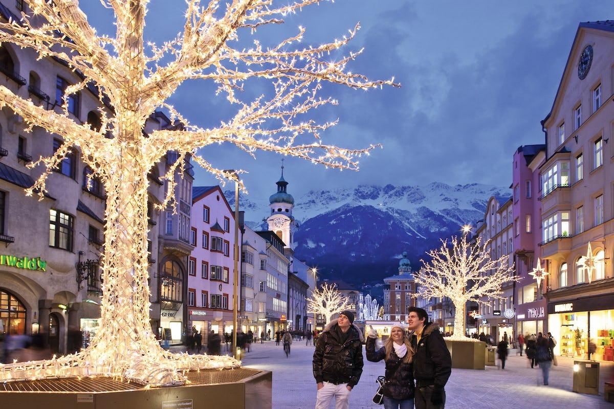 itinerary salzburg munich and innsbruck christmas markets leger holidays. Black Bedroom Furniture Sets. Home Design Ideas