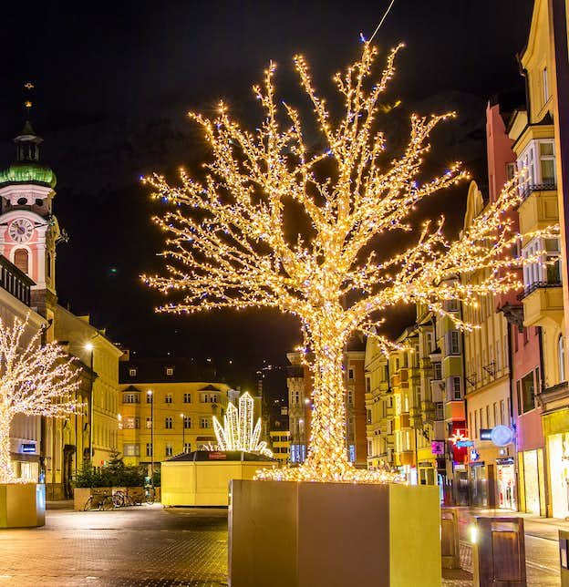 Christmas in Austria, Twixmas Cruising on the Rhine & New Year in Ypres