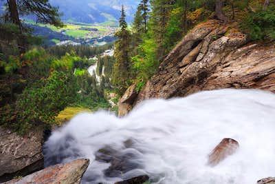 Krill Falls