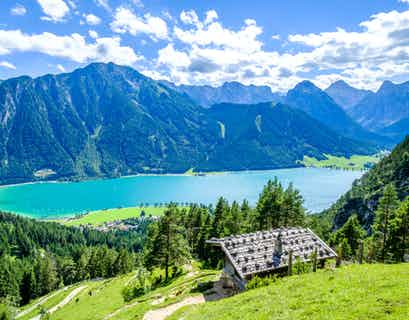 Austrian Tyrol – Mountain Peaks,  Lakes & Valleys