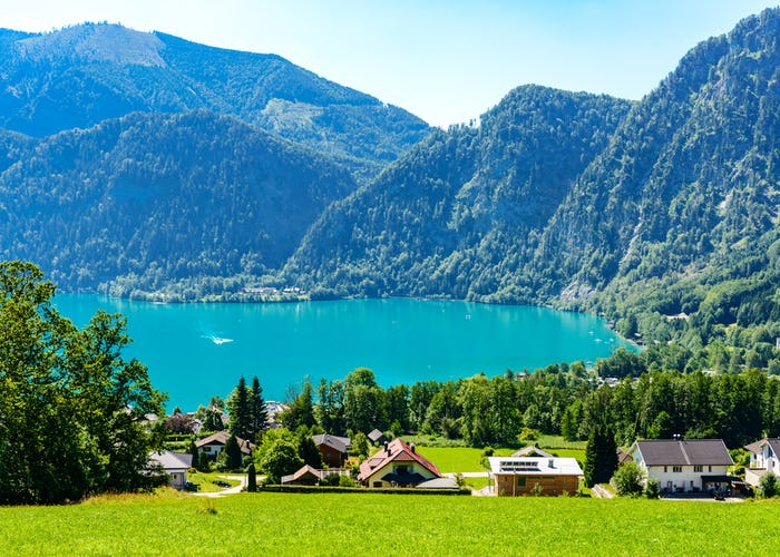 Mondsee & Attersee