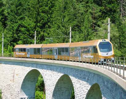 Trains & Boats of Lower Austria