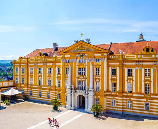 Guided Tour of Melk Abbey