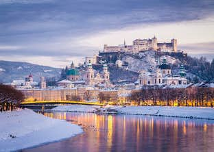 Austrian Lake District, Linz & Salzburg Christmas Markets