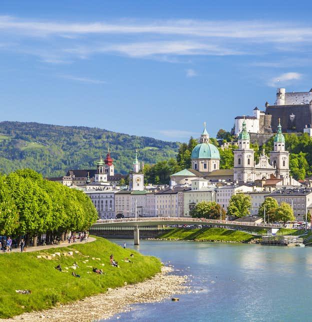 Austrian Gems featuring Salzburg