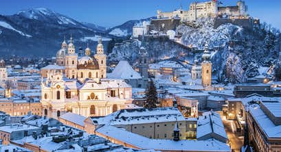 Christmas in the Austrian Tyrol, Twixmas in Vienna & New Year Cruising on the Rhine