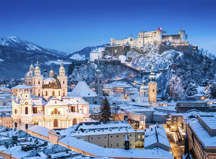 Christmas In Austria Holidays.Departures 2020 Leger Holidays