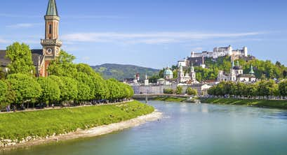 The Rhineland & Austrian Tyrol by Air for Single Travellers