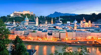 A spectacular Christmas in Salzburg & Bavaria
